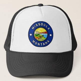 Missoula Montana Trucker Hat