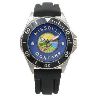 Missoula Montana Watch