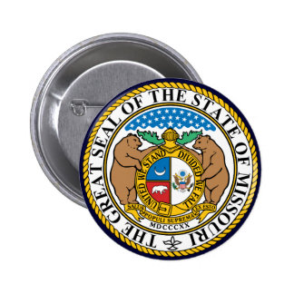 Missouri 2 Inch Round Button