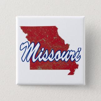 Missouri 2 Inch Square Button