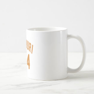 Missouri 44 Birthday Designs Coffee Mug