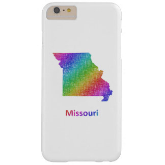 Missouri Barely There iPhone 6 Plus Case