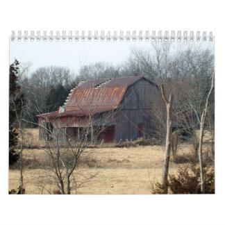 Missouri Barns Wall Calendars
