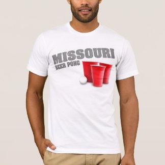 Missouri Beer Pong T-Shirt