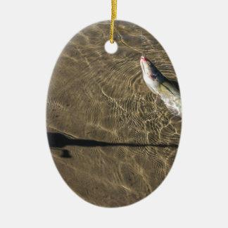 Missouri Catfish Ceramic Ornament
