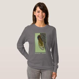 Missouri Cicada Drawing T-Shirt