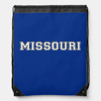 Missouri Drawstring Bag
