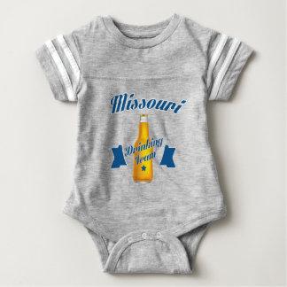 Missouri Drinking team Baby Bodysuit