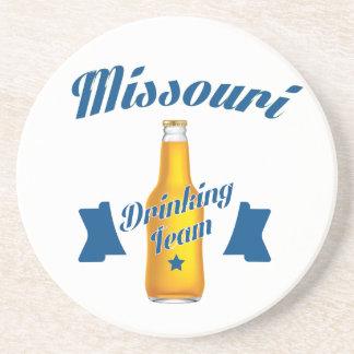 Missouri Drinking team Coaster