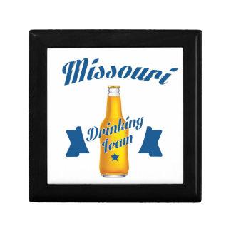 Missouri Drinking team Gift Box