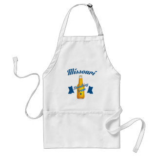 Missouri Drinking team Standard Apron