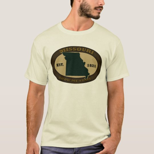 Missouri Est. 1821 T-Shirt