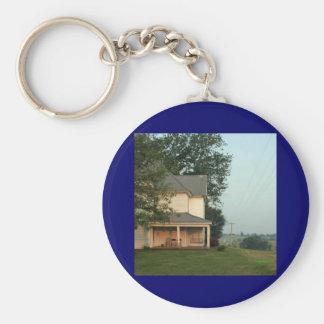 Missouri Farm Key Chains