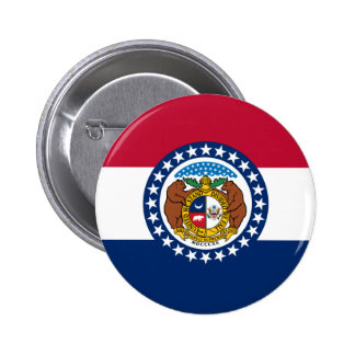 Missouri Flag Button