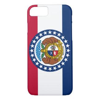 Missouri Flag iPhone 8/7 Case