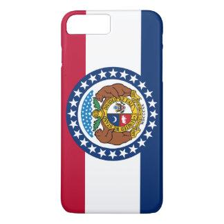 Missouri Flag iPhone 8 Plus/7 Plus Case