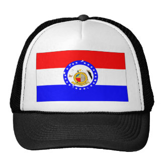 missouri-Flag Trucker Hat