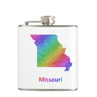 Missouri Hip Flask