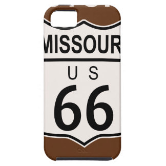 Missouri Historic Route 66 iPhone 5 Cover