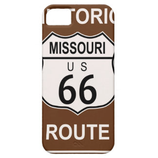 Missouri Historic Route 66 iPhone 5 Covers