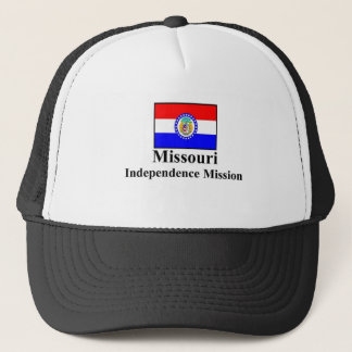Missouri Independence Mission Hat