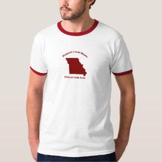 Missouri Indie Rock T-Shirt
