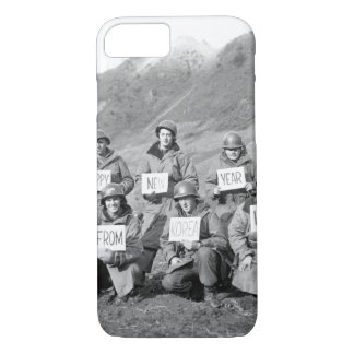 Missouri infantrymen with the 19th_War Image iPhone 7 Case