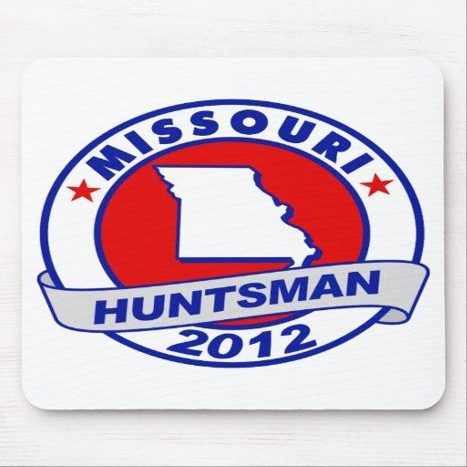 Missouri Jon Huntsman Mousepad