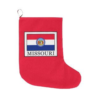 Missouri Large Christmas Stocking