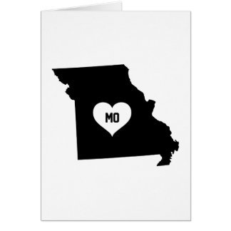 Missouri Love Card
