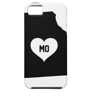 Missouri Love iPhone 5 Covers