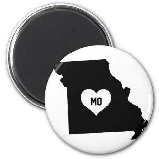 Missouri Love Magnet