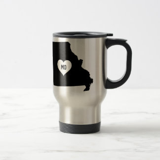 Missouri Love Travel Mug