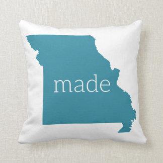 Missouri Made Throw Pillow
