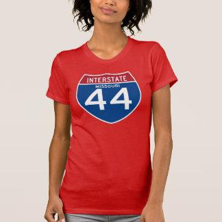 Missouri MO I-44 Interstate Highway Shield - T-Shirt