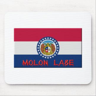 Missouri Molon Labe Mouse Pad
