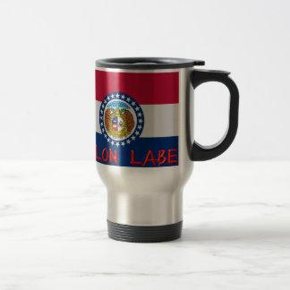 Missouri Molon Labe Travel Mug