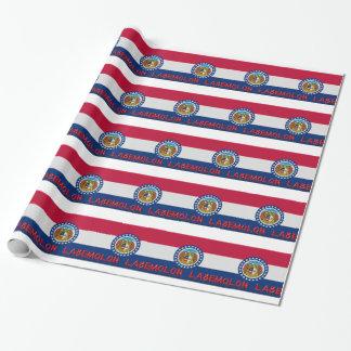 Missouri Molon Labe Wrapping Paper