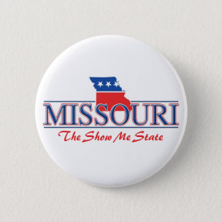 Missouri Patriotic Buttons