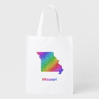 Missouri Reusable Grocery Bags