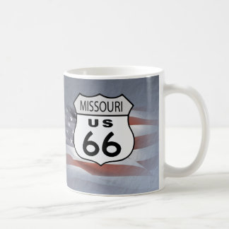 Missouri  Route 66 Coffee Mug