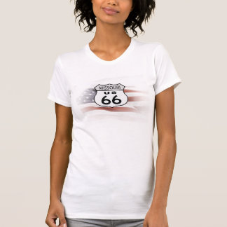 Missouri Route 66 T-Shirt