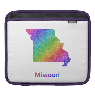 Missouri Sleeves For iPads