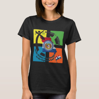 MISSOURI STATE MOTTO GEOCACHER T-Shirt