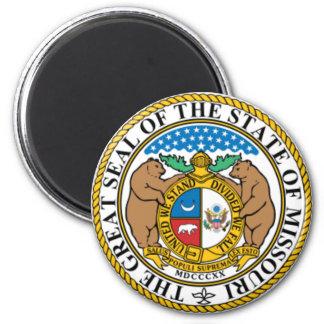 Missouri State Seal Magnet