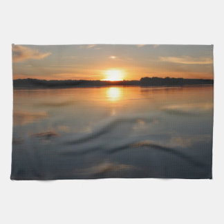 Missouri Sunset Kitchen Towel