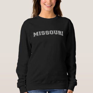 Missouri Sweatshirt