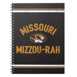 Missouri TIgers | Mizzou - Rah - Retro Notebooks