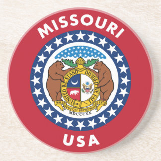 Missouri USA Coaster
