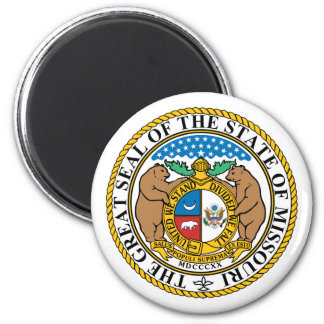 Missouri, USA Magnet